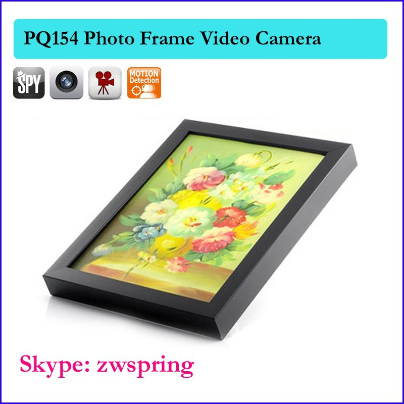 Best CCTV Camera with voice recorder, video, Motion-activated Photo Frame Hidden Camera PQ154