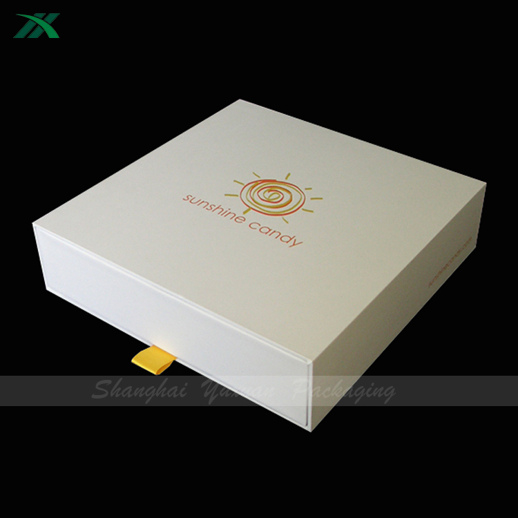 Candy gift packaging box printing logo boxes for children
