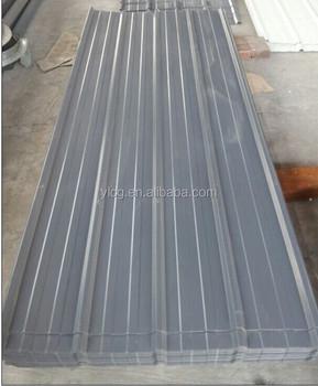 Prepainted Colorful Zinc Aluminium Roofing Sheets