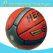 Rubber material Basketball for player