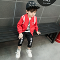MS50008B high quality casual kids long sleeve knitwear coat