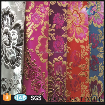 Gold Yarn Wholesale Damask Upholstery Fabric Buy Wholesale Damask