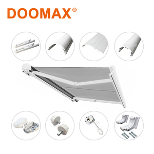 Various kinds of Retractable Awning Parts