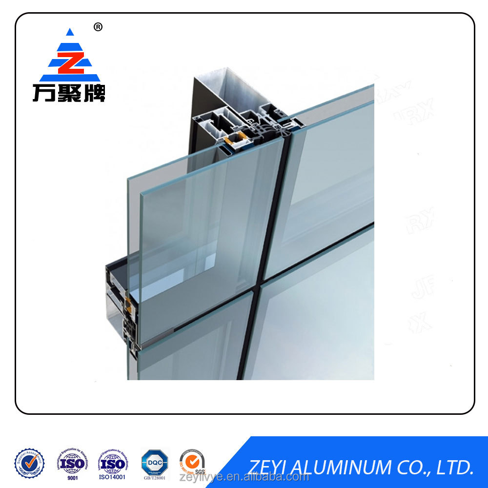 Aluminium curtain wall systems metal technology - Aluminum Curtain Wall Profile Aluminum Curtain Wall Profile Suppliers And Manufacturers At Alibaba Com