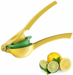 2017 Amazon best supplier with 2 hours reply metal Lemon Lime Squeezer