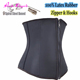 High quality corset unisex sport rubber latex belt neoprene xs waist trainer