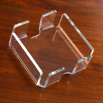 Square Acrylic Coaster Holder Product On Alibaba
