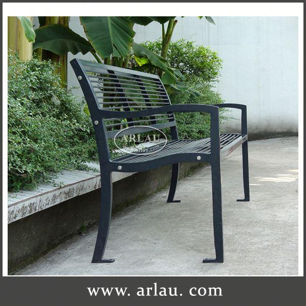 Arlau metallo mobili in alluminio pressofuso sedia per for Mobili in alluminio per esterni