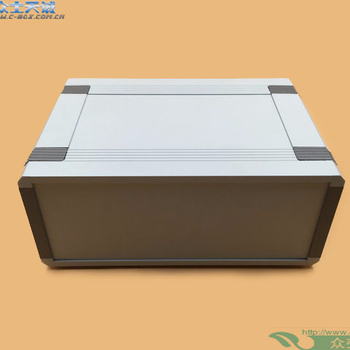 AB-16/ 215*507*460mm External dimension custom metal shell Control Box Medical Instrument Aluminium Chassis