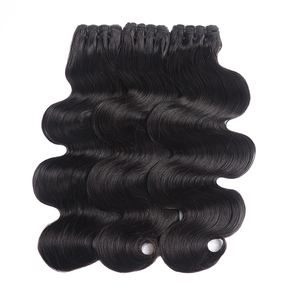 Body Wave Bundles 3 Tone Brazilian Hair Weave Bundles 100% Ombre Human Hair Bundles Non Remy Hair Extension