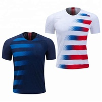 Newest Design 2018 National Team USA Soccer Jersey
