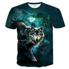 Wholesale polyester cheap custom sublimation t shirt
