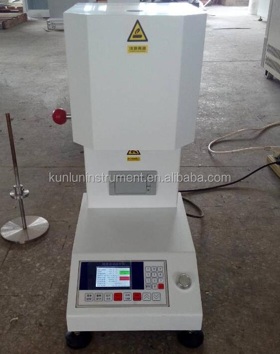 melt flow index machine