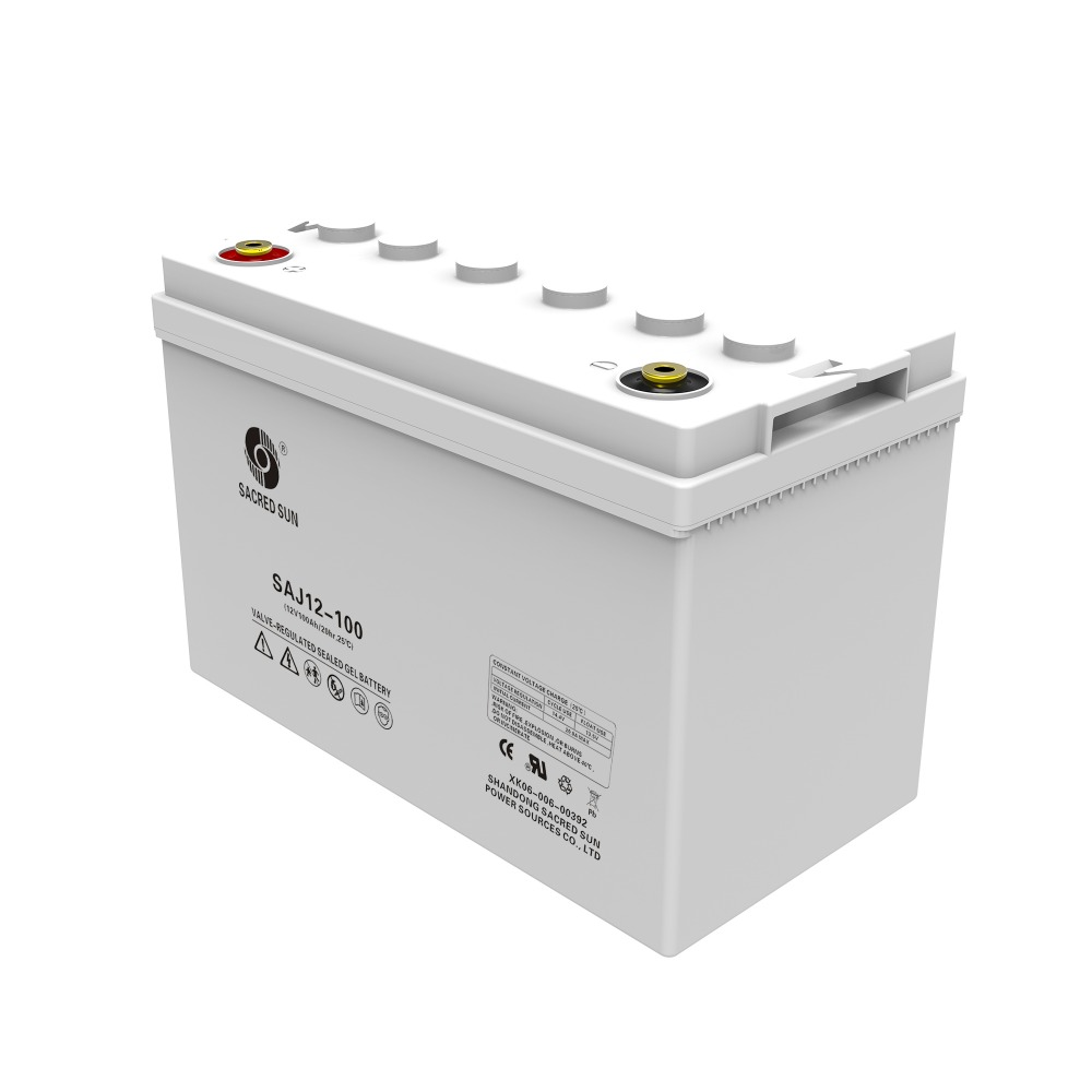 12V 100ah lead acid battery for mobile storage system,SAJ12-100