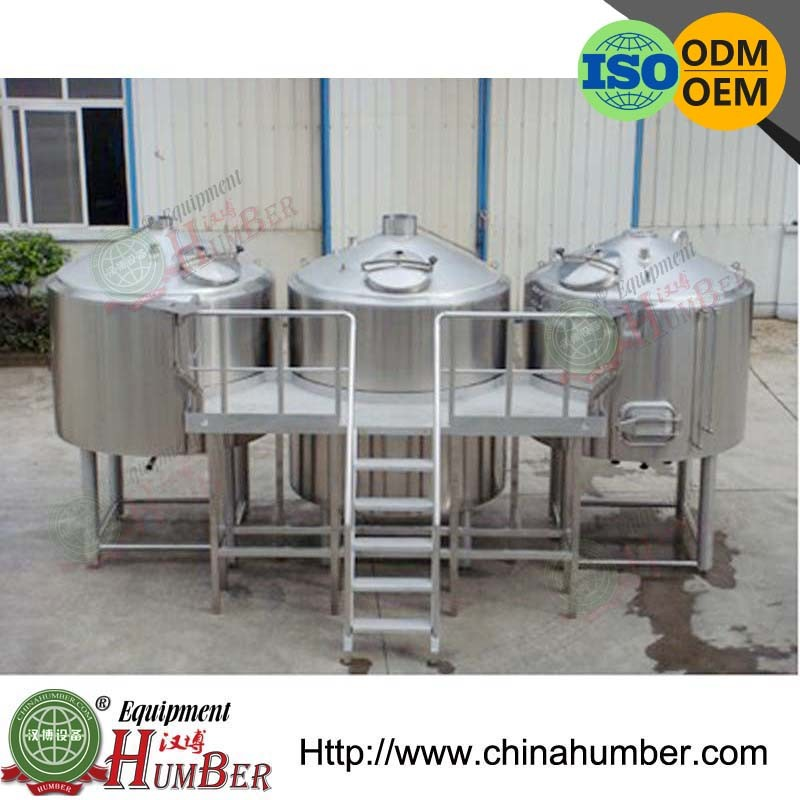 Display Picture Of Equipment For Different Customer Industrial Fermentation Tank 200l Brewing Equipment