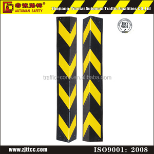 rubber material luggage corner guard