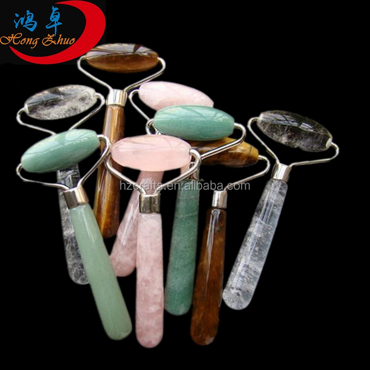 Gemstone Massage Roller, High Quality Jade Facial Massage Roller