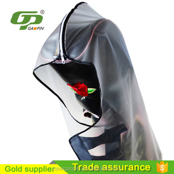 Waterproof Plastic Golf Bag Rain Cover Cart Travel Clear Product On Alibaba