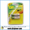 High power 1.2V NI-MH AAA rechargeable GP battery 1100mAh with longer working life