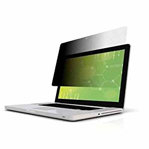 3M Privacy Filter for 11.6 Inch Widescreen Laptop (PF11.6W9) Color: Black Size: 11.6 Portable Consumer Electronics Home Gadget