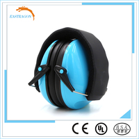 Blue Earmuff Baby Sound Proof Headband Ear Protection