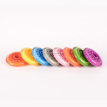 colorful PU scooter wheels