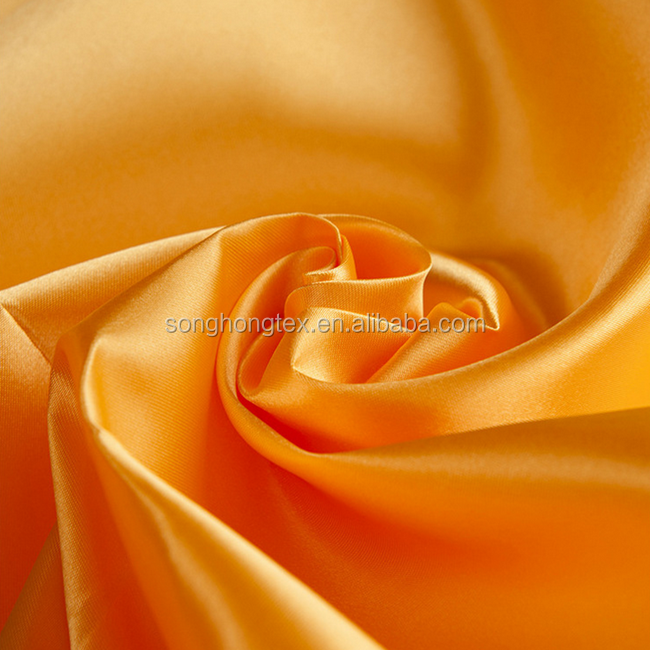 Low Price Ready Goods Supply Satin Button Fabric for Chinese-Style Dress