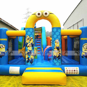 Customized Inflatable Playground Outdoor Used Commercial Giant Inflatable Playgrounds in Playground