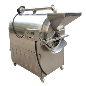 Widely-used commercial peanut roaser machine/ Electric seeds roaster/30kg nuts roasting machine