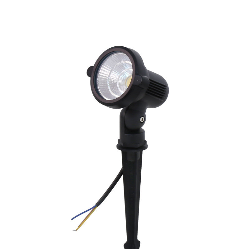 good price PAR38 led  spotlighting with pin garden lamps spik light