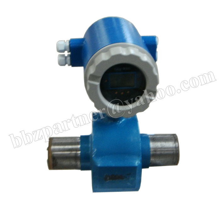 High pressure low cost 4-20ma output digital hot water flow meter