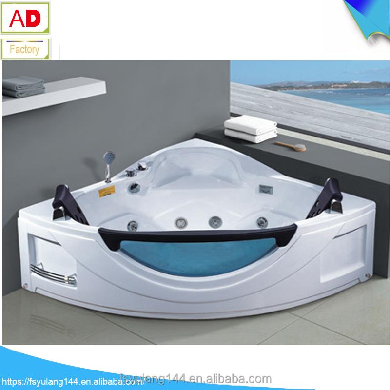 Ad-632 cantón pequeña bañera de esquina piezas para bañeras de ...