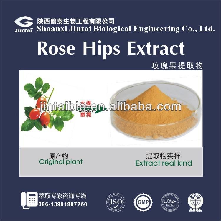 10:1 VC 5% 10% powdered rose fruit extract