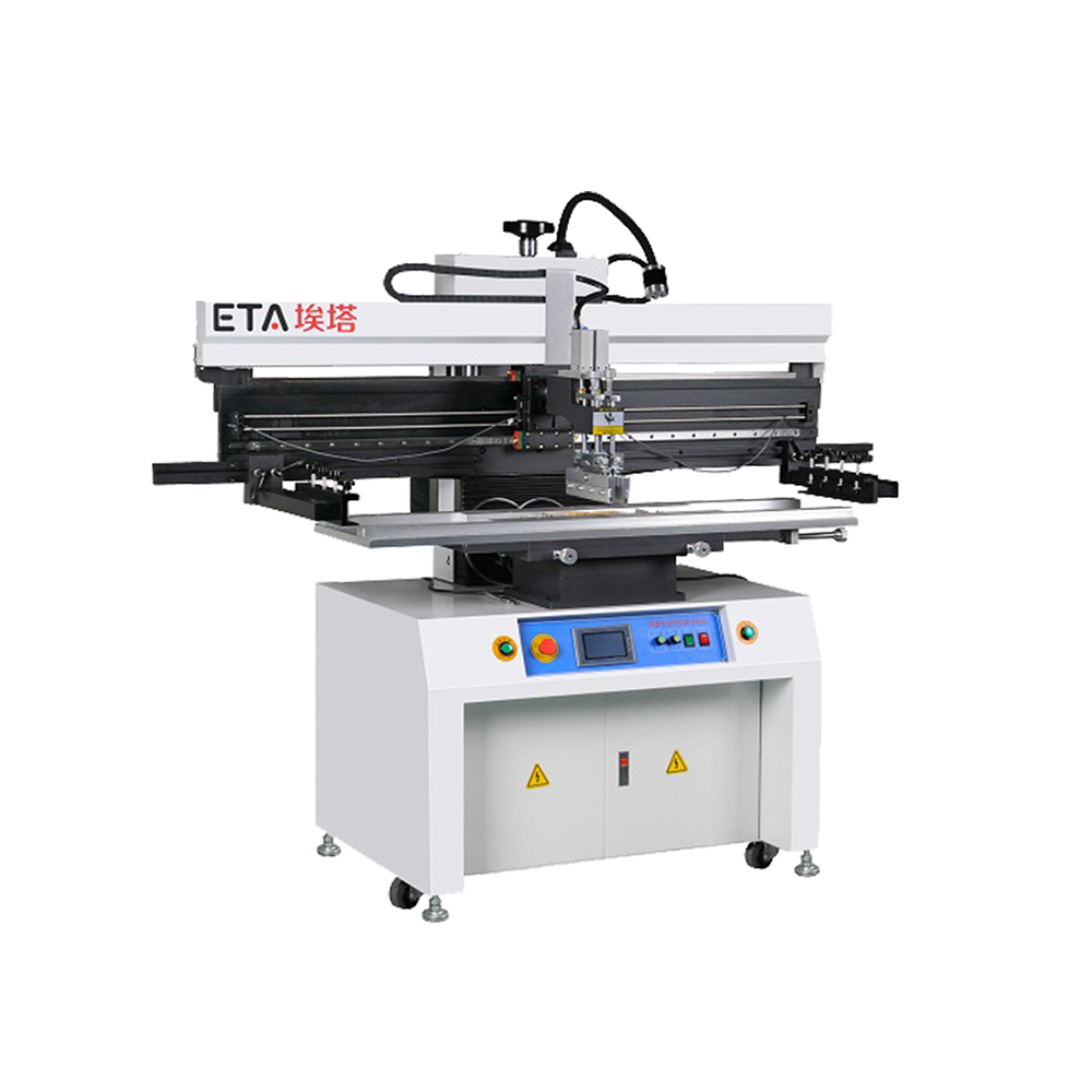 High Precision Auto Solder Paste Printer/ Stencil Printing in SMT Industry