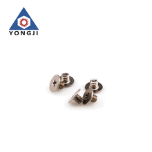 Fastener Oem&Odm Manufacturer Phillips Round Flat Head Screw