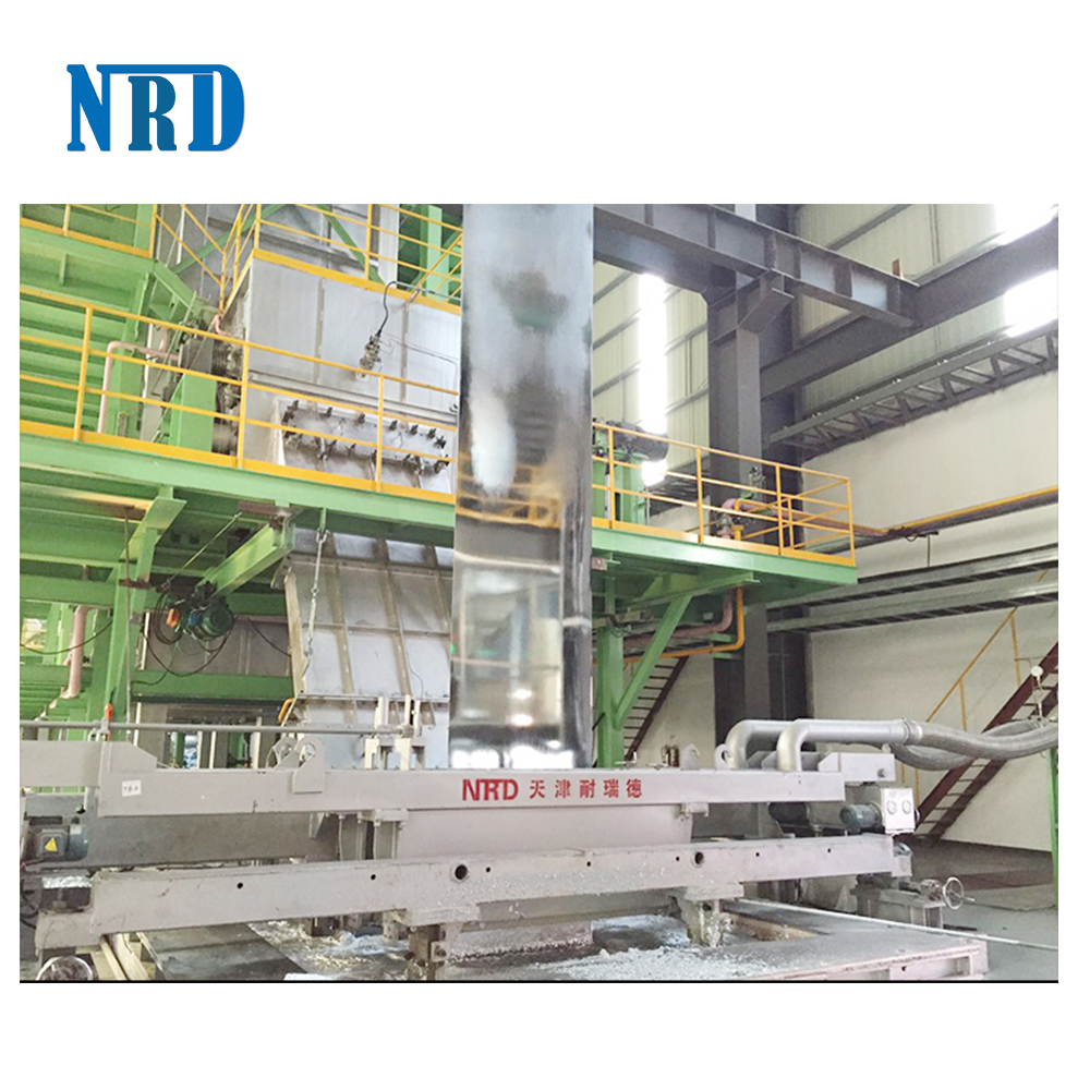 Used Galvanizing Production line for manufacturing GI steel coil