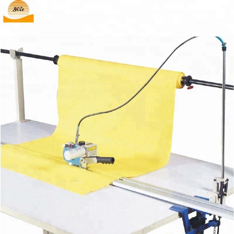מגניב עור בד מכונת חיתוך למכירה פלוטר חיתוך מספריים חשמליים-מכונות חיתוך SV-35