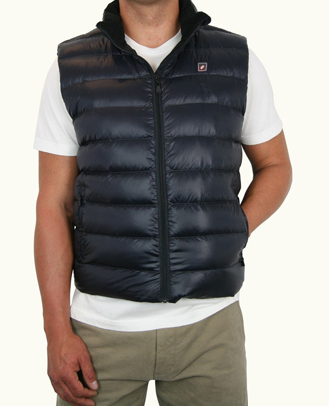 fashion vest 2014 rechargeable battery heated vest thermal body warmers