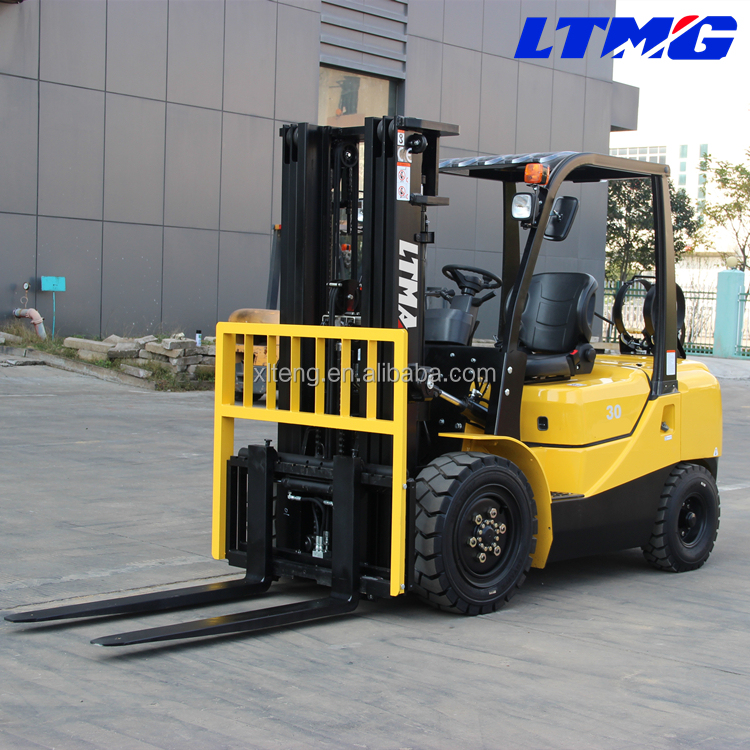 good quality dual fuel 2.5 ton 3 ton lpg forklift truck lpg forklift for sale