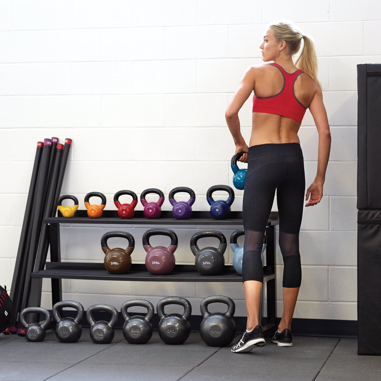 Wholesale Customized Gym Training Rubber Coated Hex Dumbbell Adjustable Set