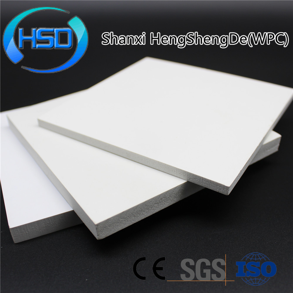 (Wpc)Pvc Building Template&1220X2440X15mm