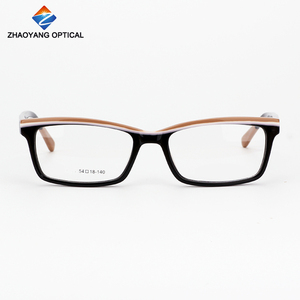 CHINESE PROMOTION designer square shape spectacle frame for high quality acetate eyeglasses