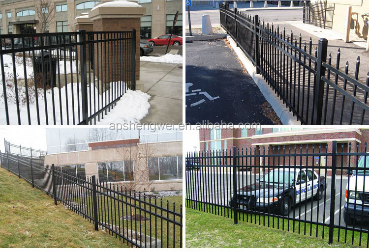 gates and fence designiron fence fencing