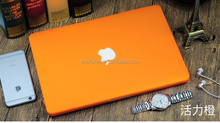 Most popular new hard plastic cover case for apple macbook pro 13.3 inch