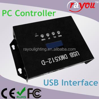 Professional 6 Channel Dmx Controller,Usb Dmx Multi Channel Led  Controller,Sunlite Dmx Usb Controller For Stage - Buy Sunlite Dmx Usb  Controller,Dmx