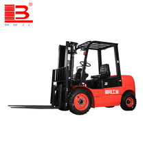 3000kg Supplier diesel forklift truck specifications