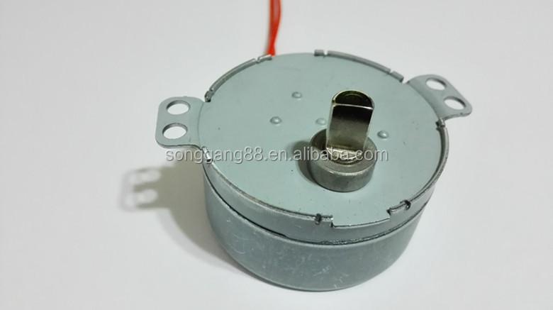 50  60hz 4 watt d cut shaft dia7mm ac micro synchronous
