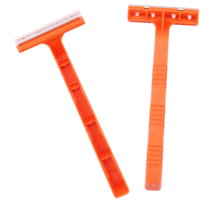 wholesale stock half discount stainless steel blade razor