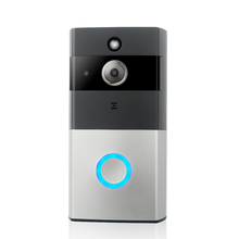 HOMSCAM WiFi Smart Security Visuele <span class=keywords><strong>Intercom</strong></span> Enabled Night Versie met WIFI Draadloze Deurbel Camera