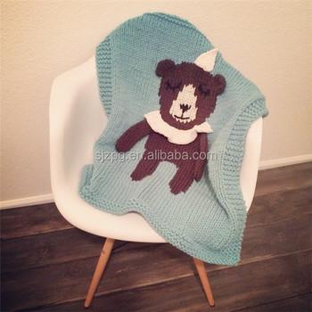 Häkeln Kindergarten Baby Teddybär Decke Buy Teddybär Deckehäkeln